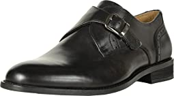 Sabre Plain Toe Dress Casual Monk Strap