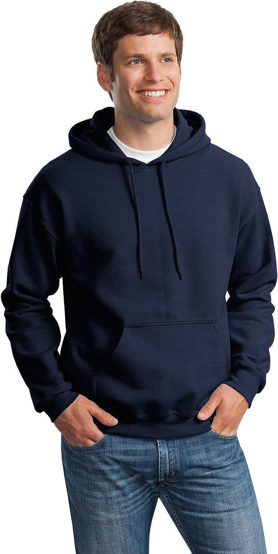 Gildan Adult Gildan DryBlendHooded Sweatshirt  Navy  2XL