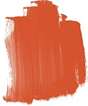 Daler-Rowney System 3 Acrylic - 500 ml Jar - Cadmium Red Hue