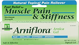 Boericke & Tafel Arniflora Arnica Gel (Nature's Way Brands), Pack of 2