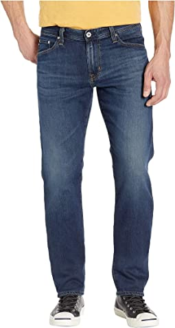 Graduate Tailored Leg Denim Jeans in Transit