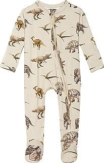 Posh Peanut Baby Rompers Pajamas - Newborn Sleepers Boy Clothes - Kids One Piece PJ - Soft Viscose from Bamboo