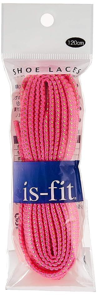 未来切り下げ散歩に行くis-fit RH-12 ラメ 平 120cm  蛍光ピンク/G
