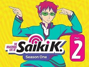 The Disastrous Life of Saiki K., Season 1, Pt. 2