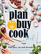 The Plan Buy Cook Book (English Edition)