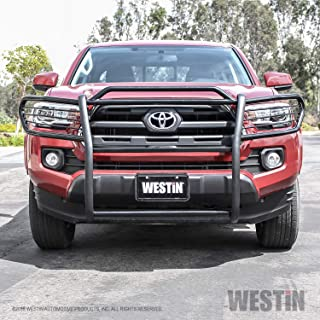 Westin Automotive Products Black Westin 40-3885 Sportsman Grille Guard
