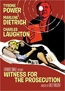 Witness for the Prosecution Poster Print Decor