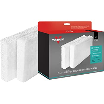 Vornado MD1-0002 Replacement Humidifier Wick (2-Pack),White