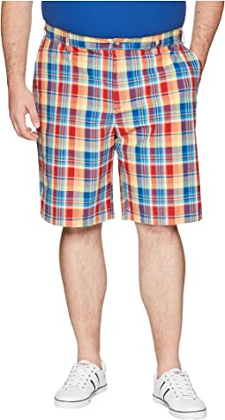 Big & Tall Plaid Shorts