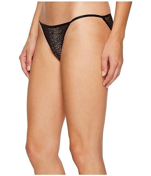 De String Moderno Encaje Intimates Negro Bikini DKNY 6zwqtHOZ
