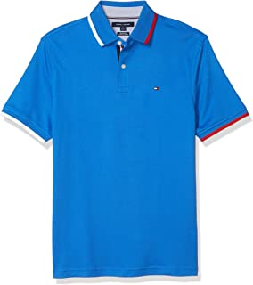 Men's Short Sleeve Polo Shirt in Classic-Fit