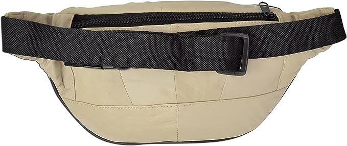 Hip Pack SEKMETH DeepPurple MIMISAN Utility Belt Hip Bag Festival accessories Hip Belt Genuine Leather Bag Fanny Bag