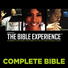 Inspired By … The Bible Experience Audio Bible - Today's New International Version, TNIV: Complete Bible: A Dramatic Audio...