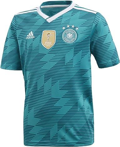 adidas Germany Youth 2018-2019 Away Jersey