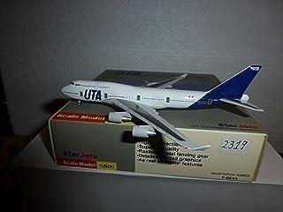 StarJets【SJUTA043】1/500 UTA B747-400