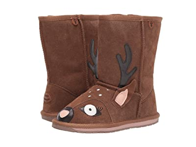 EMU Australia Kids Little Creatures (Toddler/Little Kid) (Chestnut) Kid