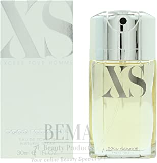 XS Pour Homme by Paco Rabanne 1.0 oz EDT Spray