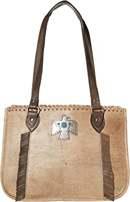 American West - Thunderbird Ridge Multi-Compartment Zip Top Tote