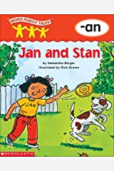 Word Family Tales: Jan and Stan (-an) Kindle Edition