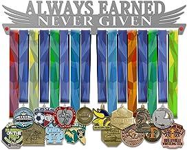 VICTORY HANGERS Motivationele medaille Hanger Display Rack - 17,7 inch