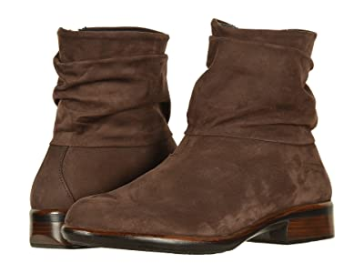 Naot Brisote (Coffee Bean Nubuck) Women