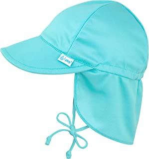 i play. Breathable Swim & Sun Flap Hat | All-day, UPF 50+ sun protection-wet or dry