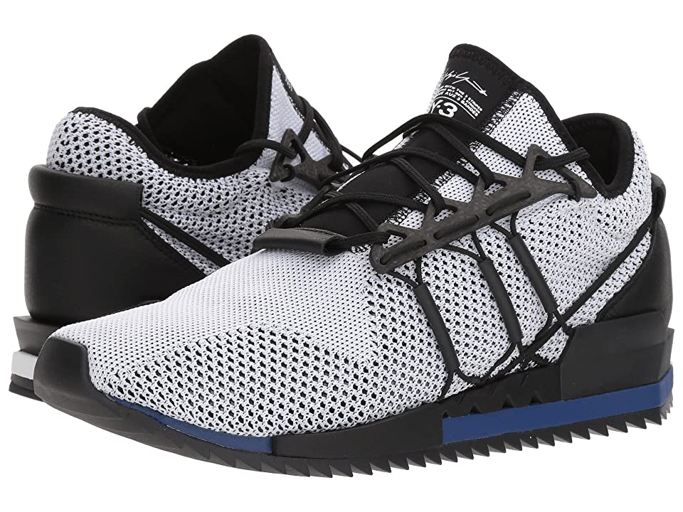 adidas Y-3 by Yohji Yamamoto Harigane (Footwear White/Core Black/Mystery Ink) Athletic Shoes