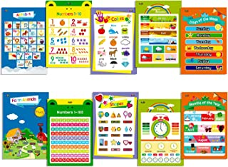 10 Educational Posters for Toddlers,13