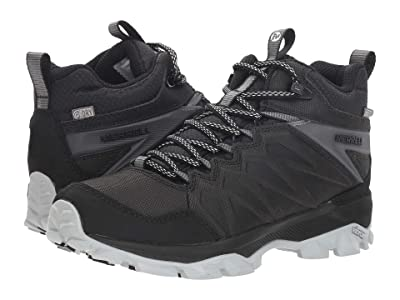 Merrell Thermo Freeze Mid Waterproof (Black/Vapor) Women