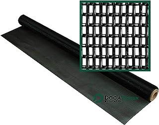 """DocaScreen Pet Screen – 48"""" x 100' Pet Proof Screen – Pet Resistant Screen for Window Screen, Patio Screen, Door Screen, P..."""