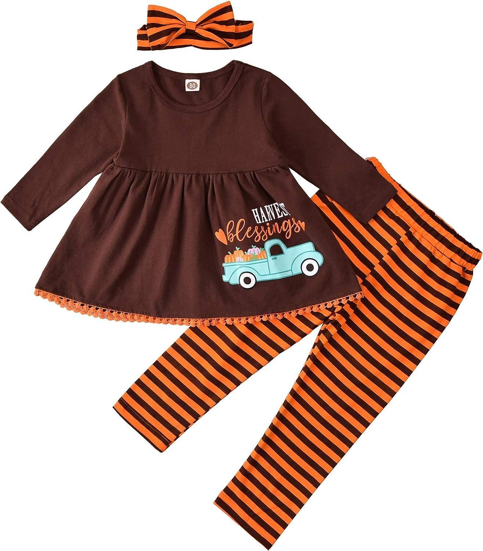 Toddler Free shipping on posting reviews 5 ☆ popular Baby Girls Halloween Outfits Leg Bat Tops Ruffle T-Shirt