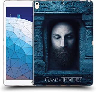 Official HBO Game of Thrones Tormund Faces 2 Soft Gel Case Compatible for iPad Air (2019)