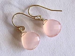 Best chalcedony drop earrings Reviews