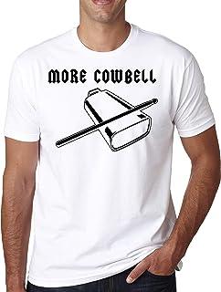 ShutUp Co. More Cowbell Camiseta para Hombre