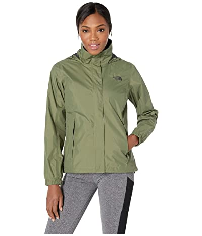 The North Face Resolve 2 Jacket (Four Leaf Clover) Women