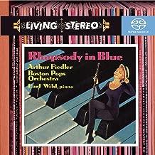 Gershwin: Rhapsody in Blue; Concerto in F; An American in Paris; Variations on
