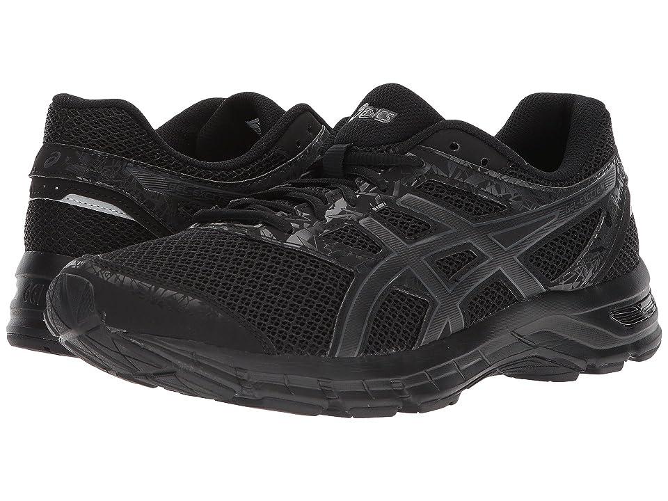 ASICS Gel-Excite(r) 4 (Black/Carbon/Black) Men