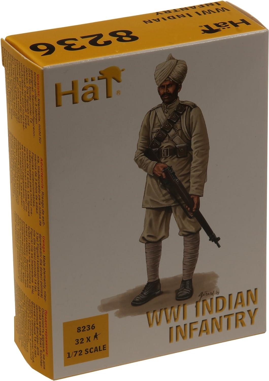 HaT 8236 WW1 Indian Infantry 1 72