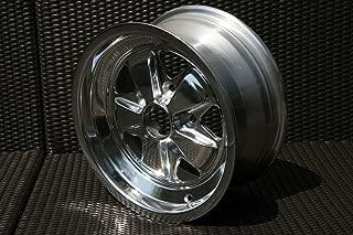 polished fuchs wheels