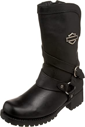 Harley Davidson Women's Amber Water Resistant Boot : boots