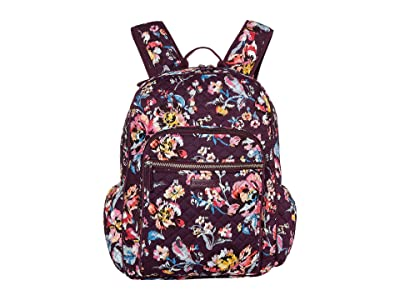 Vera Bradley Iconic Campus Backpack (Indiana Rose) Backpack Bags