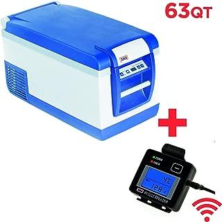 ARB Fridge Freezer 63 Quart Bundle Wireless Fridge Remote Display 10800602RM