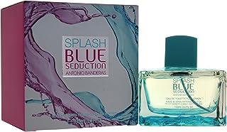Antonio Banderas Blue Seduction Splash for Women 3.4 oz EDT Spray