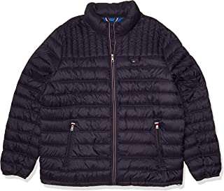 mens Real Down Packable Puffer Jacket