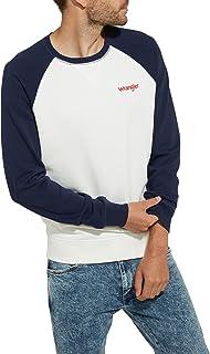 Wrangler Men's Raglan Sweat Sweatshirt