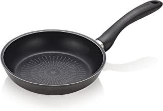 Happycall Induction Titanium Nonstick Frying Pan, Grey, PFOA-free, Skillet, Dishwasher Safe (8inch)