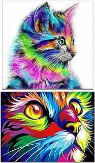 Best diamond painting cat Reviews