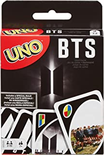 MATTEL UNO BTS Card Game