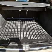 Azuga Gummi Kofferraumwanne Premium Antirutsch Fahrzeugspezifisch Az12000462 Auto