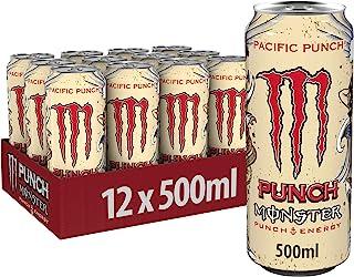 Monster Energy Pacific Punch, 12er Pack 12 x 500 ml